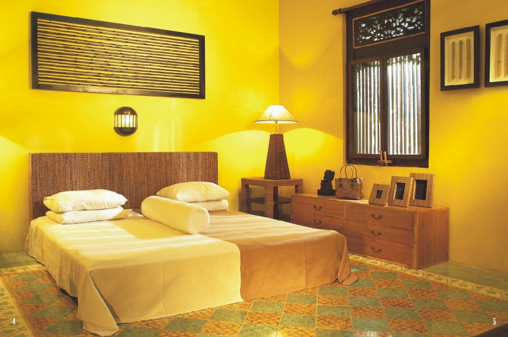 dormitorio indonesia