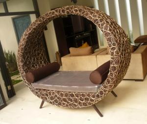 muebles fibras naturales