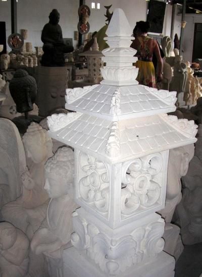 lampara japonesa tradicional