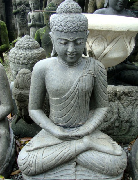 estatuas piedra orientales