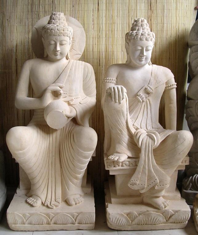 estatuas orientales