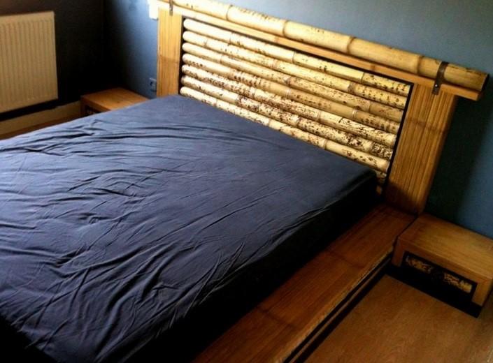 cama bambu