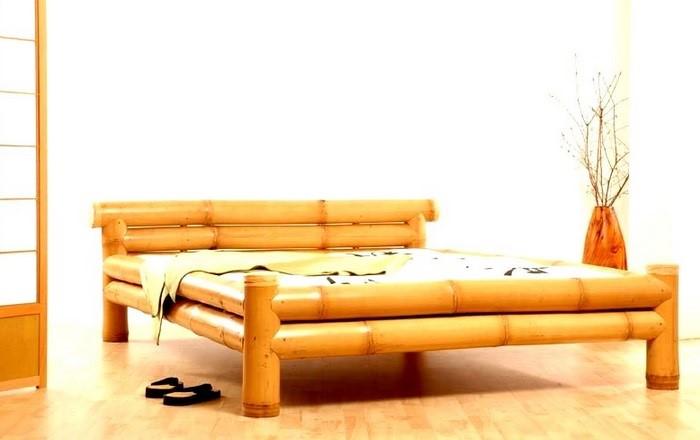 camas bambu