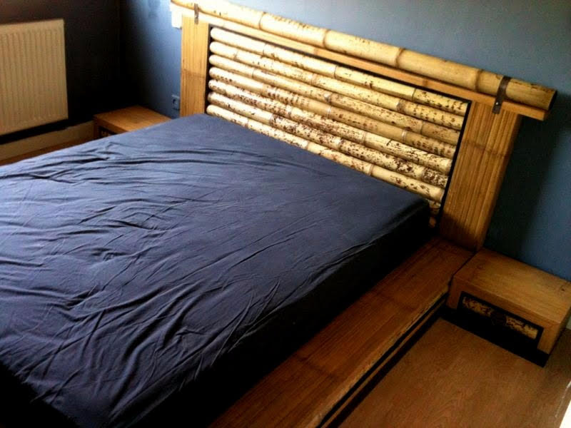ttemplo - caama oriental - bambu