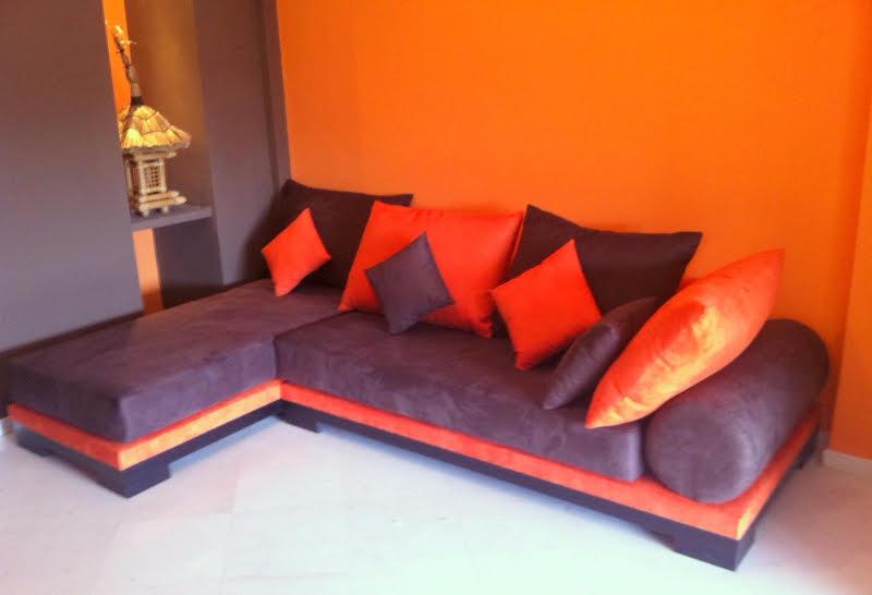 ttemplo - muebles asiaticos - sofa